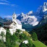 Летний отдых в горах Италии